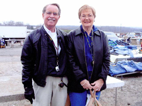 Homer and Jo Ann Staton were reported missing last week.