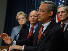 Bobby Scott acknowledged Monday a lack of enthusiasm among Virginia Democrats in this year's gubernatorial race.