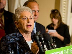 GOP congresswoman says health care bill scarier than terrorism.