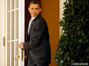 Obama called the latest jobs report 'sobering.'