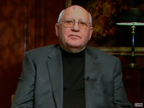 Former Soviet leader Mikhail Gorbachev said Sunday that he does not think President Obama should send additional troops to Afghanistan.