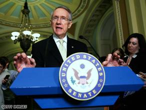 Senate Majority leader unveils chamber's health care proposal.
