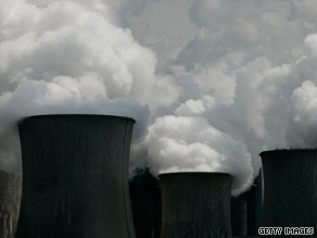 China have followed the U.S. is stating their targets for reducing greenhouse gas emissions.