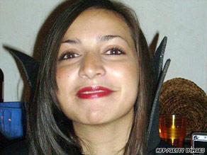 Exchange student Meredith Kercher was murdered in 2007.