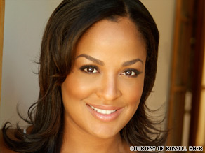 Daughter of Muhammad Ali: Laila Ali is a champion of health and fitness.