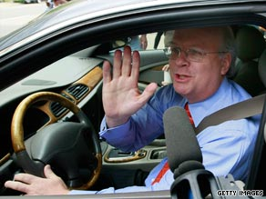 Karl Rove and his wife have been granted a divorce.