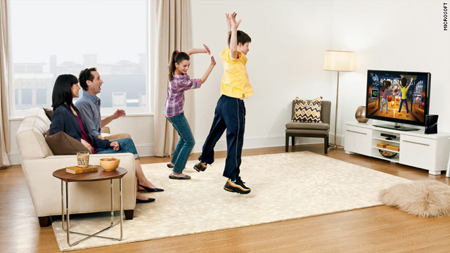First Impressions Microsofts Kinect Gaming System