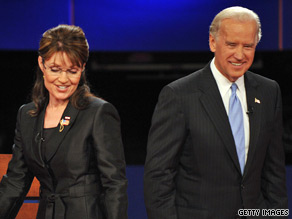 McCain aides feared Palin's debate performance could prove disastrous.
