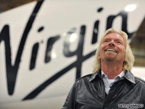 Richard Branson is one of the most recognizable businessmen in the world.