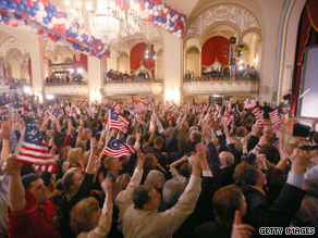 A surprise Republican victory in Massachusetts have left Democrats concerned.