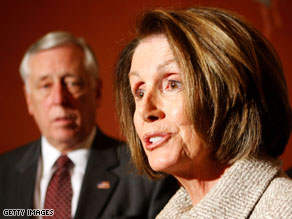 House Speaker Nancy Pelosi said Thursday that the House does not have the votes to support the current Senate health care bill.
