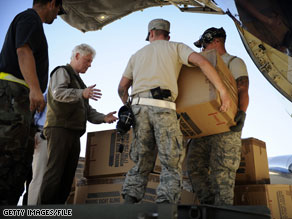 Bill Clinton was tasked Wednesday by the United Nations with overseeing aid and future reconstruction efforts in Haiti.