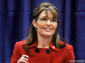 Former Republican vice presidential candidate Sarah Palin announced Tuesday she will make appearances at Tea Party gatherings in Nevada and Massachusetts over the next two months.