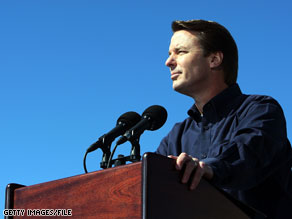 Former Sen. John Edwards' spokeswoman flatly denied a story in the National Enquirer Wednesday.