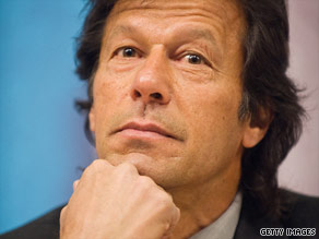 Imran Khan was one of Pakistan's best cricketers.
