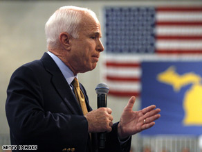 McCain agrees to debate Hayworth.