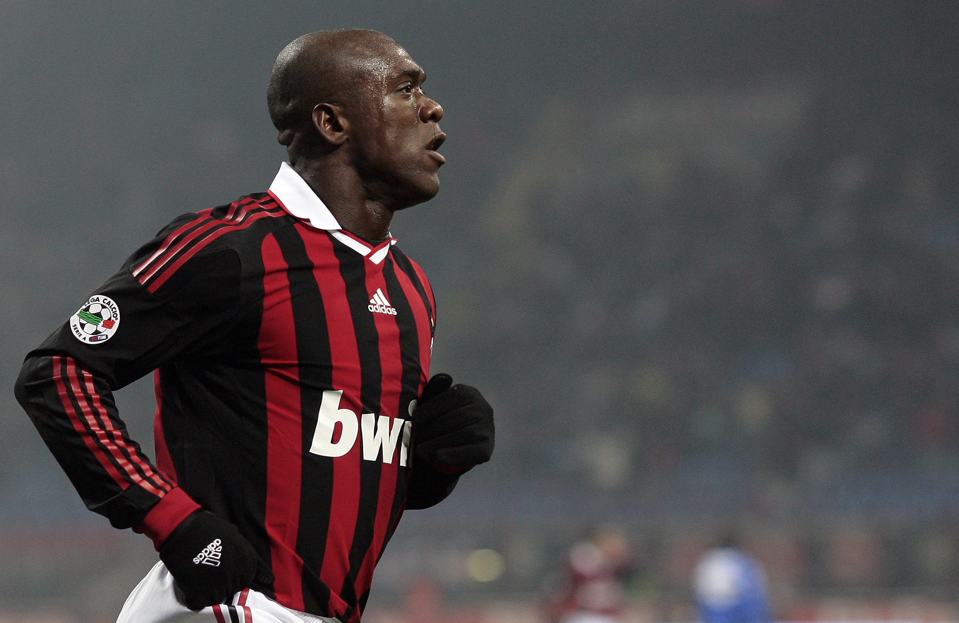 What do you want to ask Clarence Seedorf?