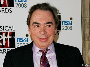 What do you want to ask Andrew Lloyd Webber?