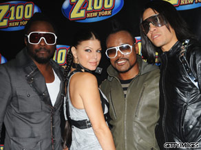 The Black Eyed Peas take your questions.