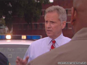 South Carolina Attorney General Henry McMaster is running for governor.