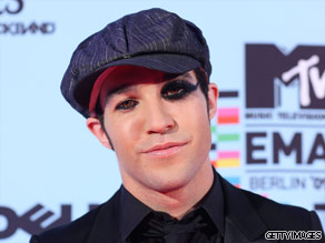 What would you ask Pete Wentz?
