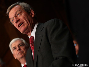 Senate Finance Chairman Max Baucus, D-Montana, said one or two potential problems were identified in the changes bill.