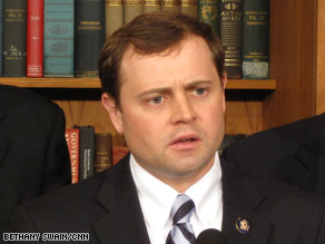 The FBI is investigating a 'suspicious incident' at the home of Rep. Tom Perriello's brother.
