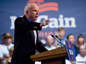 In an interview with Newsweek, John McCain said he doesn't consider himself a maverick.