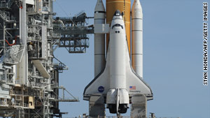 After Discovery's mission, there will only be three shuttle flights remaining before the fleet is retired.