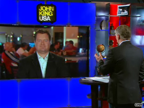 Erick Erickson said Friday that the GOP should embrace being the 'party of no.'