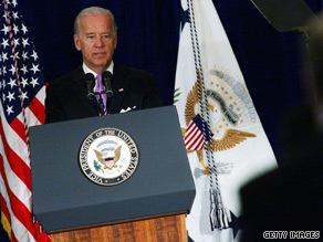 Vice President Joe Biden will be in Pennsylvania Friday to fundraise for two Democrats.