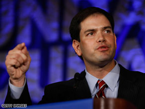 Marco Rubio picked up a new high profile endorsement Friday.