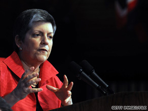 Homeland Security Secretary Janet Napolitano told ABC News Monday Arizona's new immigration law is 'misguided.'