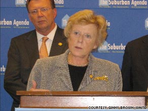 Florida Rep. Ginny Brown-Waite will retire at the end of this congressional term.