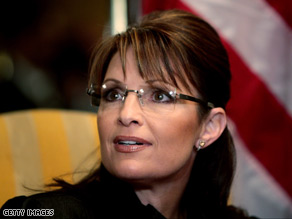 Sarah Palin took to Facebook on Friday to comment on the oil spill in the Gulf of Mexico.