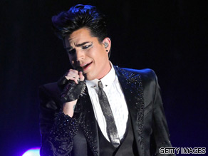 Adam Lambert is your Connector of the Day.