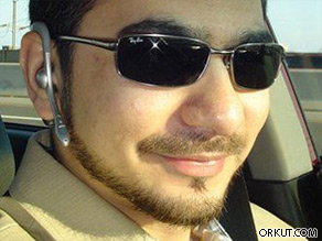Faisal Shahzad, 30, was arrested Monday night in connection with a car bomb parked in New York's Times Square.