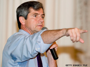 Liberal activist group Moveon.org has endorsed Joe Sestak.