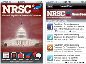 The NRSC has a new iPhone app.