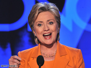 Secretary of State Hillary Clinton is leading a delegation of more than 200 officials to China.