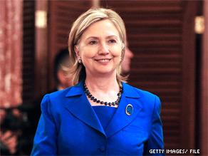 Clinton to meet with leaders in Peru, Ecuador, Colombia and Barbados.