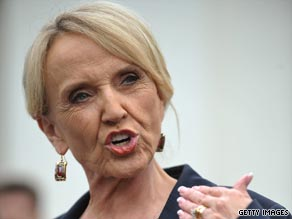 A labor union representing nearly 20,000 border patrol agents and staff Friday disputed comments made by Arizona Gov. Jan Brewer that most illegal immigrants coming across the southern border are smuggling drugs.