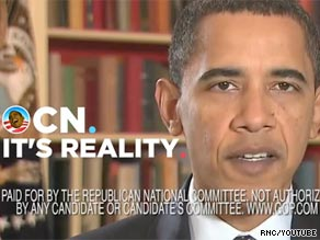 The RNC is out Tuesday with a  web video touting a fictitious television network called 'Obama's Chicago Network.'