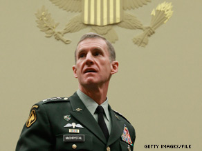 President Barack Obama has agreed to waive a Pentagon rule and let outgoing Gen. Stanley McChrystal retire at his full four-star rank.