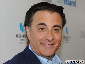 Andy Garcia is your Connector of the Day.