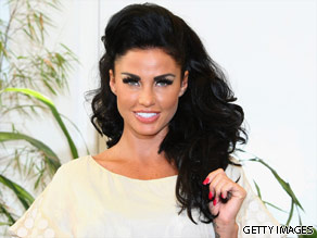 Katie Price is your Connector of the Day.