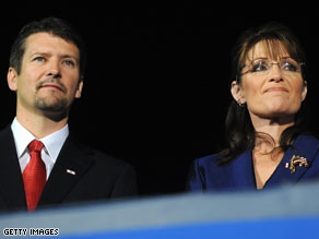 The Palin family released a statement Wednesday after Bristol Palin announced her engagement.