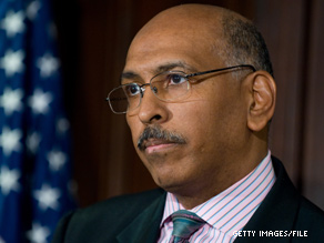 'Recent statements claiming the Tea Party movement is racist are not only destructive, they are not true,' RNC Chairman Michael Steele said in a statement.