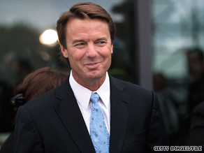 A book by a former aide to John Edwards is going to be made into a movie.