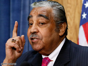 Democrat Charlie Rangel said Friday that he will 'be glad to see what happens' at an upcoming ethics investigation hearing.